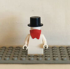 NEW LEGO Holiday Minifigure - SNOWMAN with 1 x 2 brick legs