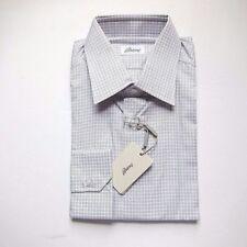 Camisas de vestir de hombre multicolores blancos de 100% algodón
