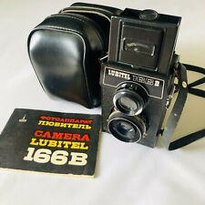 Lubitel-166B Camera Lomography medium format Film LOMO Vintage Rusian USSR