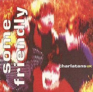 The Charlatans UK : Some Friendly (USA CD 1990) *NEW* BARGAIN!! FREEUK24-HRPOST!