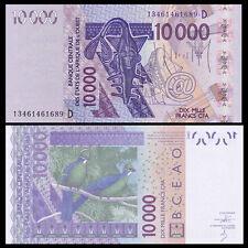 West African States Mali, D, 10000 Francs, 2003, P-418Da, Unc