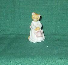 Hallmark Merry Miniature 1988 Cosmopolitan Cat Kitten with Water Can