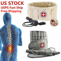 2019 Latest Dr Ho's  Decompression Belt Back Brace Lumbar Support &Extender Belt