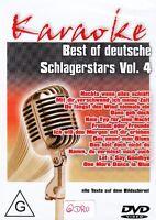 KARAOKE + DVD + Best of Howard Carpendale + Texte auf Bildschirm + Partyspaß +