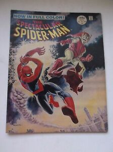 NON-PAREIL PUB. CORP/MARVEL: THE SPECTACULAR SPIDER-MAN #2, VS GREEN GOBLIN!!!