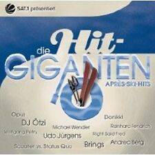 "DIE HIT GIGANTEN ""APRES SKI HITS"" 2 CD DJ ÖTZI UVM NEU"