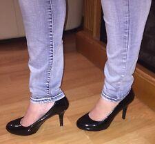Women Shoes, Stilletos, Black Size 8 Pumps