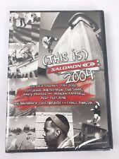 This is Slomon 2004 Inline Skate Dvd Brand New Rare Retro Old school Aggressive