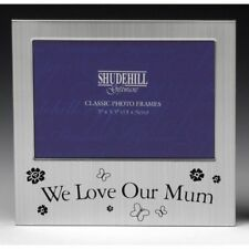 We Love Our Mum Photo Frame Mothers Day Birthday Christmas Gifts Memories
