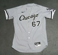 2020 Brady Lail Chicago White Sox Game Issued Worn Away MLB Baseball Jersey