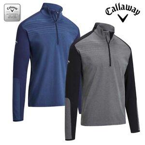 Callaway Lightweight Aquapel Men's Golf Pullover Jumper Top - NEW! 2021