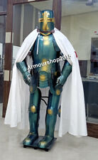 Armor Knight Suit Of Templar Home Decorative Armor Combat Full Body Armour