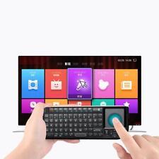New! Rii Mini X1 24G Wireless Mini Keyboard with  Touchpad for Smart PC TV New^