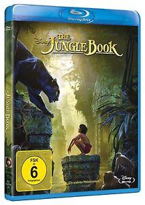 The Jungle Book (Walt Disney)[Blu-ray/NEU/OVP] Realverfilmung von Dschungelbuch