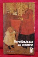 La becquee - Boylesve R - 10/18