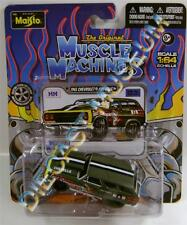 1965 '65 CHEVY CHEVROLET CHEVELLE WAGON MUSCLE MACHINES 12.3 2012 DIECAST