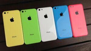 Apple iPhone 5C 8GB 16GB 32GB White Blue Green Pink Yellow Unlocked Cheap