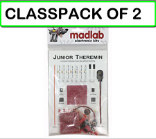(PACK of 2) MLP105 MadLab ELECTRONIC KIT - Junior Theremin