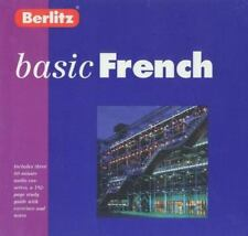 French with Book Berlitz Basic