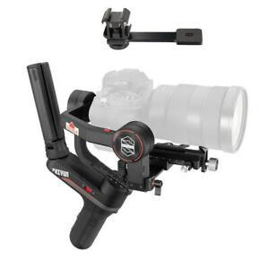 Zhiyun WEEBILL-S 3-axis Handheld Gimbal Stabilizer Supreme Power For Mirrorless
