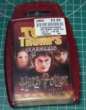 Top Trumps Harry Potter and The Globet Fire Cartas Ingles