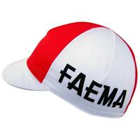 Brand new Team Faema  Cycling cap, Italian made Retro Eddy Merckx corsa
