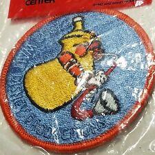 Rare Disney Epcot Kitchen Kabaret Mr Mustard Cloth Patch 1982