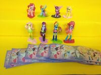 Komplettsatz My Little Pony  Deutsch 2015 mit allen BPZ