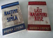 Barbara Cleverly Last Kashmiri Rose Ragtime Simla Paperback Joe Sandilands Jazz