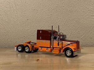 Dcp 1/64 Peterbilt 379 Semi Truck Caterpillar Motor Farm Toy ONLY 252 Produced