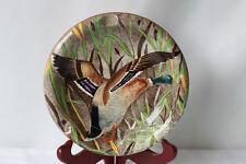 Cendrier GIEN Rambouillet décor de canard