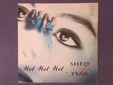 "Wet Wet Wet - Shed A Tear (7"" single) picture sleeve JEWEL 21"