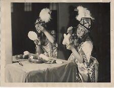 "Metropolitan opéra, New York 1926, Elisabeth Rethberg, soprano dans ""Pamina"""