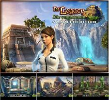 ⭐ the Legacy-Les oubliées Portes-Collector Edition-PC/Windows ⭐