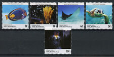 Micronesia 2015 MNH Fauna Definitives 5v Set Fish Turtles Jellyfish Ray Stamps