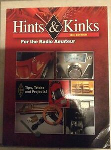 Hints And Kinks For The Radio Amateur, 18th Edition, New