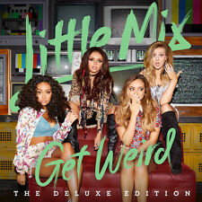 LITTLE MIX - GET WEIRD - CD DELUXE EDITION NEW SEALED 2015