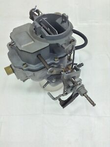 CARTER BBD CARBURETOR 1974-1978 DODGE TRUCK 318 ENGINE