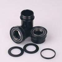 J&L Threaded Ceramic Bottom Bracket BB86/BB92-Fit Shimano,FSA,SRAM GXP&Rotor