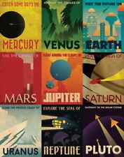 "002 NASA - Art Space Travel 24""x30"" Poster"