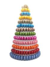 13 Tier Round Macaron Cake Tower Stand Display Rack Plastic Birthday Wedding
