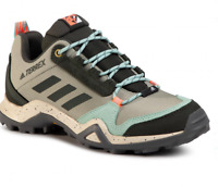 adidas Terrex AX3 hiking shoes women's shoe  bluesign trail running size 7