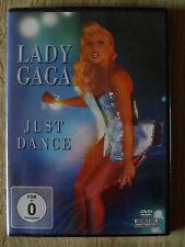 LADY GAGA - JUST DANCE - LADY GAGA STORY - DIE WAHRE GESCHICHTE - DVD - NEU/OVP!