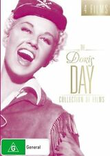 The Doris Day Collection Of Films (DVD, 2017, 4-Disc Set)