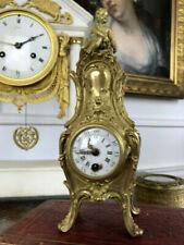 Horloges et pendules du XIXe siècle style louis XV, néoclassique XIXème et avant