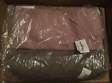 Jost Leather Elements Treccia Hobo Bag Kit-Camelia/Light Mulberry RRP £199
