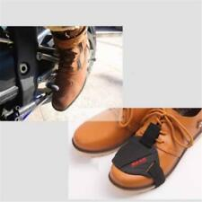 Wear-resisting Rubber Boot Covers Motorcycle Gear Shift Pad Riding Shoes Scuff A