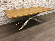 Esszimmertisch vers. Größen / Modelle Wildeiche Küchentisch Esstisch Holztisch