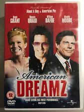 Hugh Grant AMERICAN DREAMZ ~ 2006 X-Factor / Pop Idol Simon Cowell Comedy UK DVD