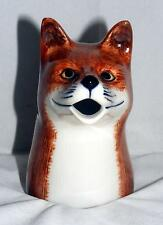 Quail Ceramics Small Fox Jug 471